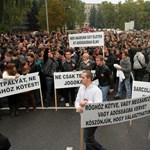 Ma délután tüntetnek az egyetemisták a felsőoktatási tervek ellen