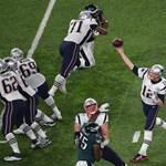 Hogy volt képes egyáltalán dobni így Tom Brady?