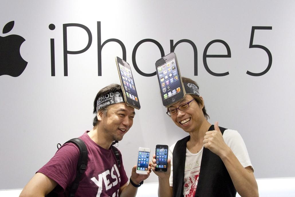 iPhone 5 Japán
