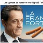 Fotók: futótűzként terjednek az új Sarkozy-paródiák
