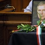 Ma lesz Horn Gyula temetése