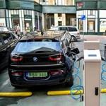 0,8 százalék az elektromos és hibrid autók aránya összesen Európában