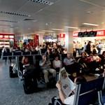 Rekordot ért el az utasforgalom a ferihegyi repülőtéren