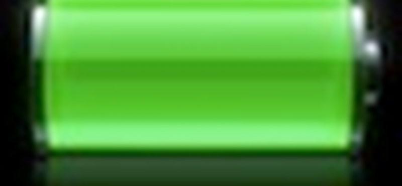 Az iPhone akku használati idejének növelése