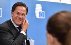 Hollandia miniszterelnöke szerint Magyarországnak a homofóbtörvény után nincs helye az EU-ban