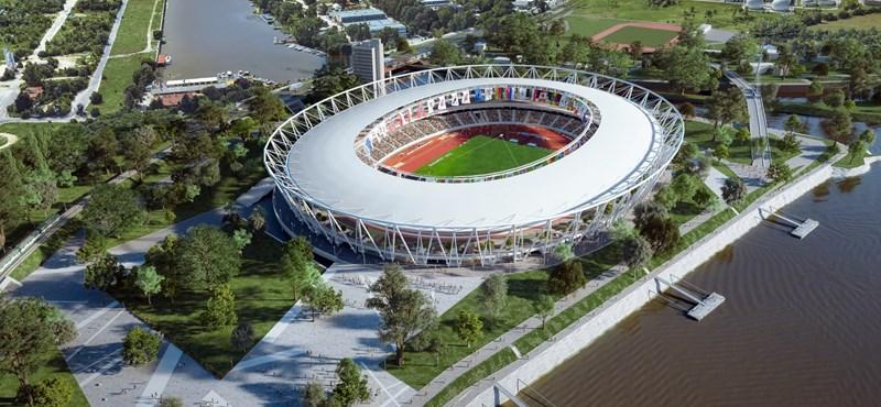 Gulyás szerint már eldőlt, hogy megépül az atlétikai stadion