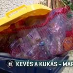Hetekig, hónapokig nem viszik el a szelektív hulladékot több főváros kerületben