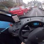 Videó: Ámulni fog az autón, ami már úgy vezet, mint az ember – és ehhez szinte semmi sem kellett