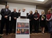 395 katolikus papot és diakónust vádolnak szexuális zaklatással Illinois államban