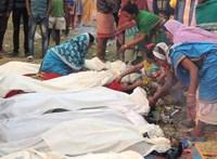 Több száz embert mérgeztek meg pancsolt szesszel Indiában