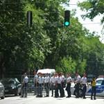Pride: mégis vizsgálta a rendőrség az Andrássy út trágyázást