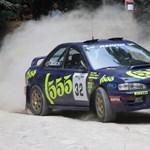 Subaru-fieszta az Impreza 20. születésnapján