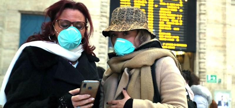 Kormány: Kicsi az esély, hogy a koronavírus elkerülje Magyarországot – hírek percről percre