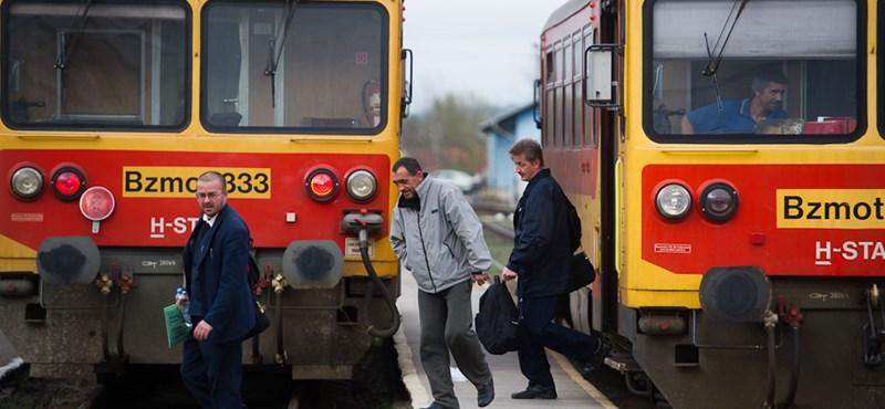 Vasúti járatritkítás: nem találjuk a kormány 12 milliárdját