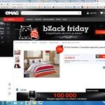 Black Friday: hol vannak a 70-80 százalékos engedmények?
