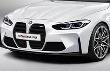 Ilyen lesz a hamarosan érkező BMW M4