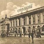 Már 85 éve működik az első budapesti pláza
