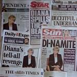 Diana hercegnőt nemcsak lecsupaszították érzelmileg a kamerák előtt, hanem át is verték