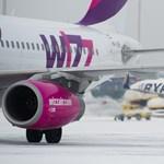 Műszaki okok miatt visszafordult Budapestre a WizzAir milánói járata