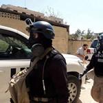 ENSZ: egyértelmű bizonyítékok vannak arra, hogy szarinnal támadtak Szíriában