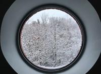 Jelentős havazásra figyelmeztet a közút az északi megyékben