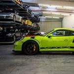 A legélvezetesebb Porsche 911 ebben a kígyózöldben igazán egyedi