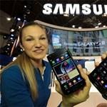 Valami nagy dobásra készülnek az iPhone-konkurensek