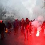 Harminc éve a leghosszabb közlekedési sztrájk van Franciaországban