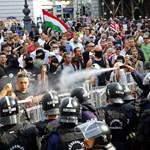 Kúria: Törvénysértően enyhe büntetést szabtak ki a Budapest Pride ellentüntetőire