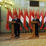 Fotók: Orbán Viktor találkozója Ven Csia-pao kínai miniszterelnökkel