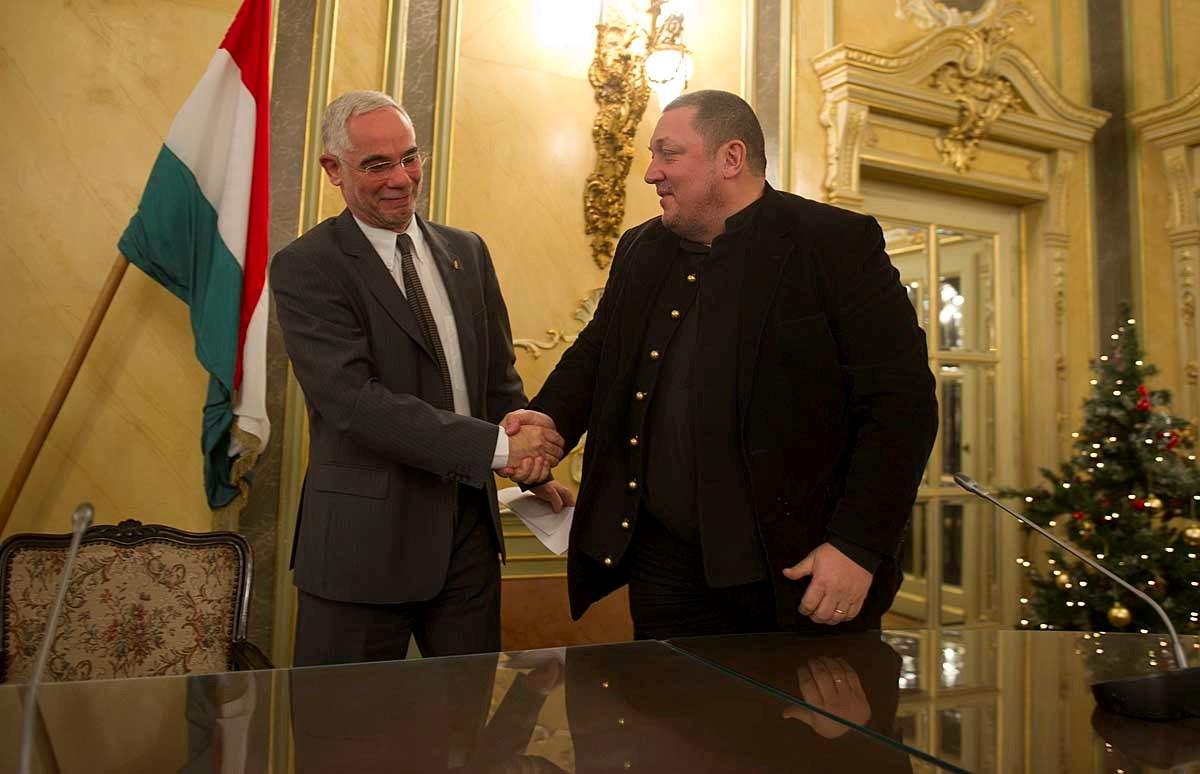 Fotó: Vidnyánszky Attila lesz a Nemzeti Színház új igazgatója