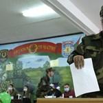 Minszk – összecsaptak a rendőrök és a választási eredmény ellen tüntetők