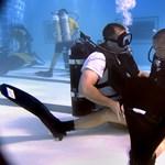 Hogyan készüljünk fel a víz alatti veszélyekre? (videó)