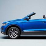 Megérkezett Magyarországra a Volkswagen első kabrió divatterepjárója