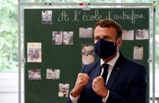 Erdogan: Macron ellenőriztesse az elmeállapotát!