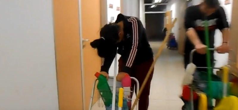 Véres videóval kampányolt egy kaposvári iskola a szelektív hulladékgyűjtés mellett