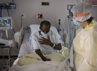 Új rekord Amerikában: 66 ezer fertőzött egy nap alatt