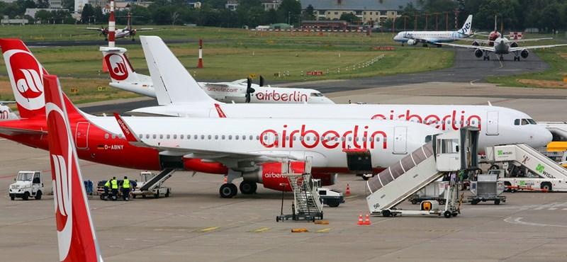 Air Berlin: vég – és a nagy profit
