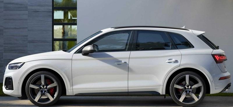 341 lóerős dízelmotorral Magyarországon az új Audi SQ5 TDI