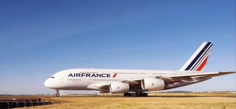 Elbúcsúzott A380-as flottájától az Air France – videó