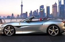 620 lóerős biturbó V8-assal debütált az új Ferrari Portofino M