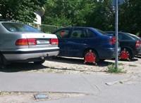 A főváros a kerékbilincselésről: Fürjes és Vitézy téved