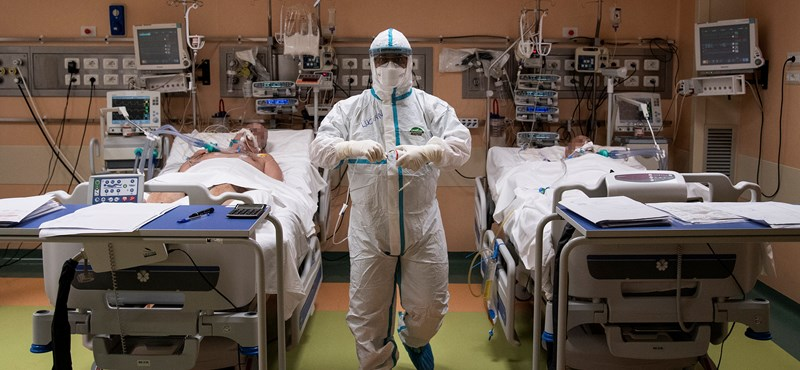 Olaszország: Kevesebb fertőzött, kevesebb halott, kevesebb ember az intenzíven