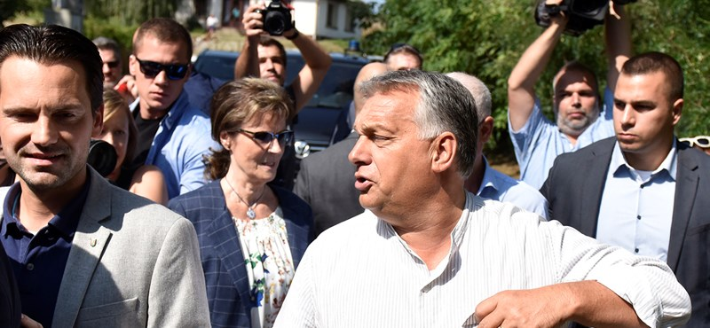 Orbán: A kórházak állapota rendben