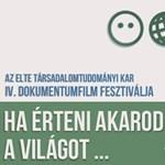 Remek dokumentumfilmes feszt  hétvégén a Toldiban, 16 magyar premierrel
