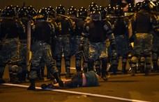 Szabadon engedik a bebörtönzött fehérorosz tüntetőket