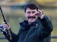 Áder megszólalt: A horgászat a legtöbb embert vonzó szabadidős sport