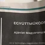 Egész oldalas hirdetésben üzent a kormánynak az Uber – és 110 ezer magyar
