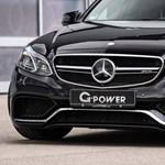 800 lóerő talán már elég lesz a Mercedes E-osztályos kombijába