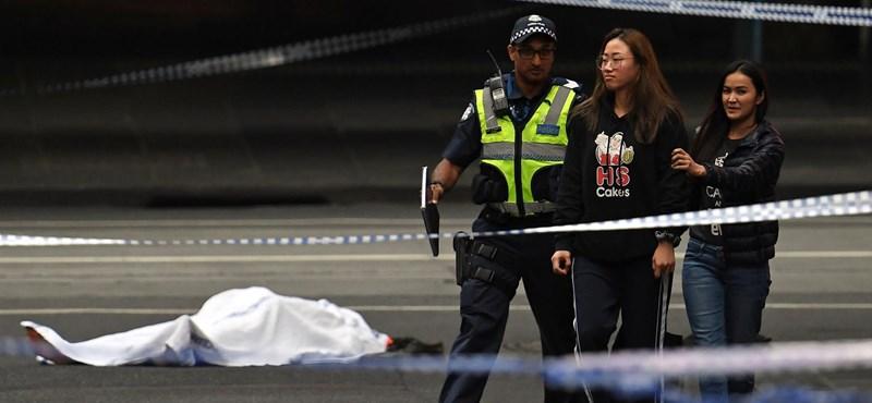 Késes támadás Melbourne-ben
